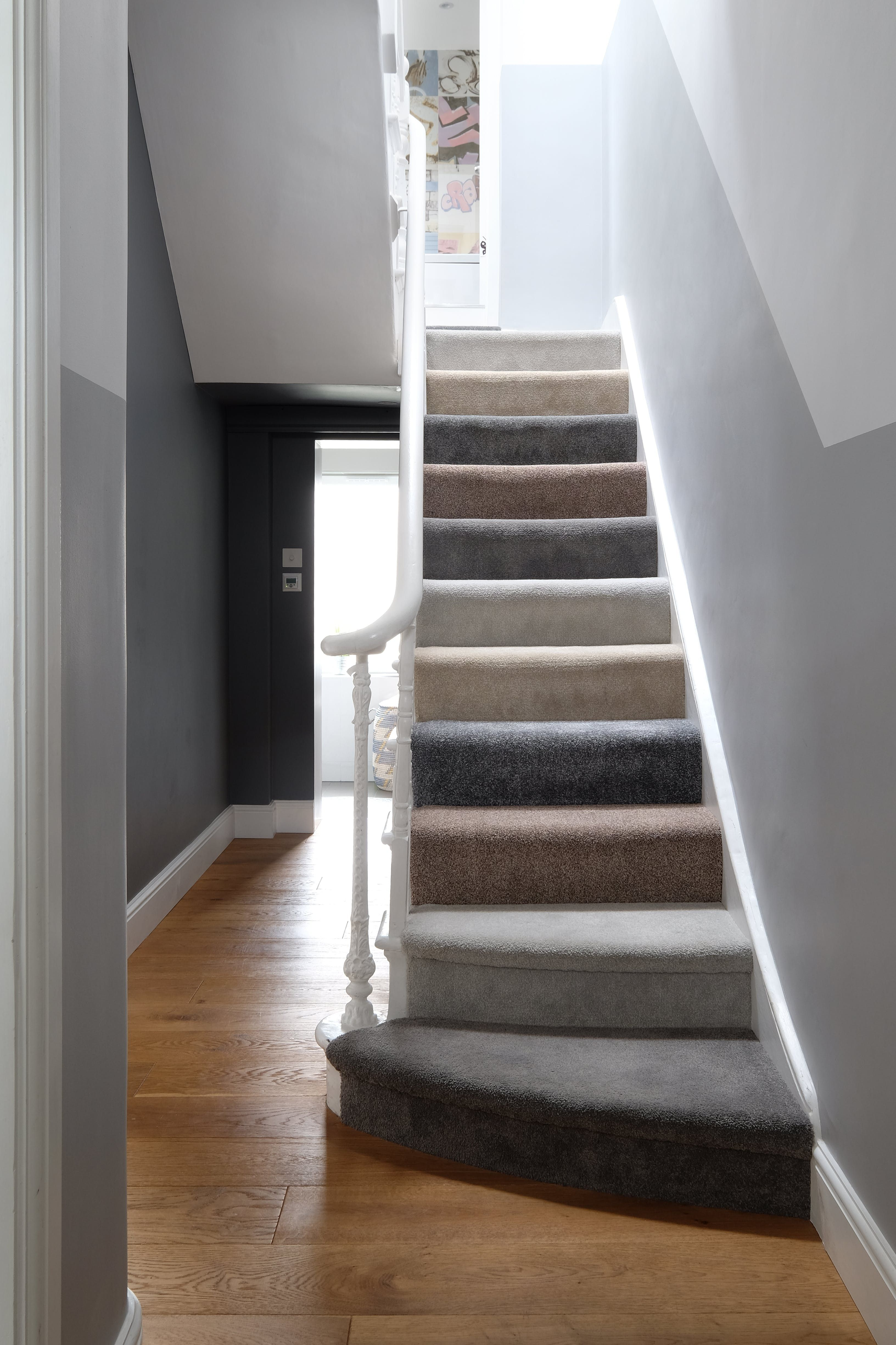 """A Small Renovated """"Eclectic Scandinavian"""" West London Home 