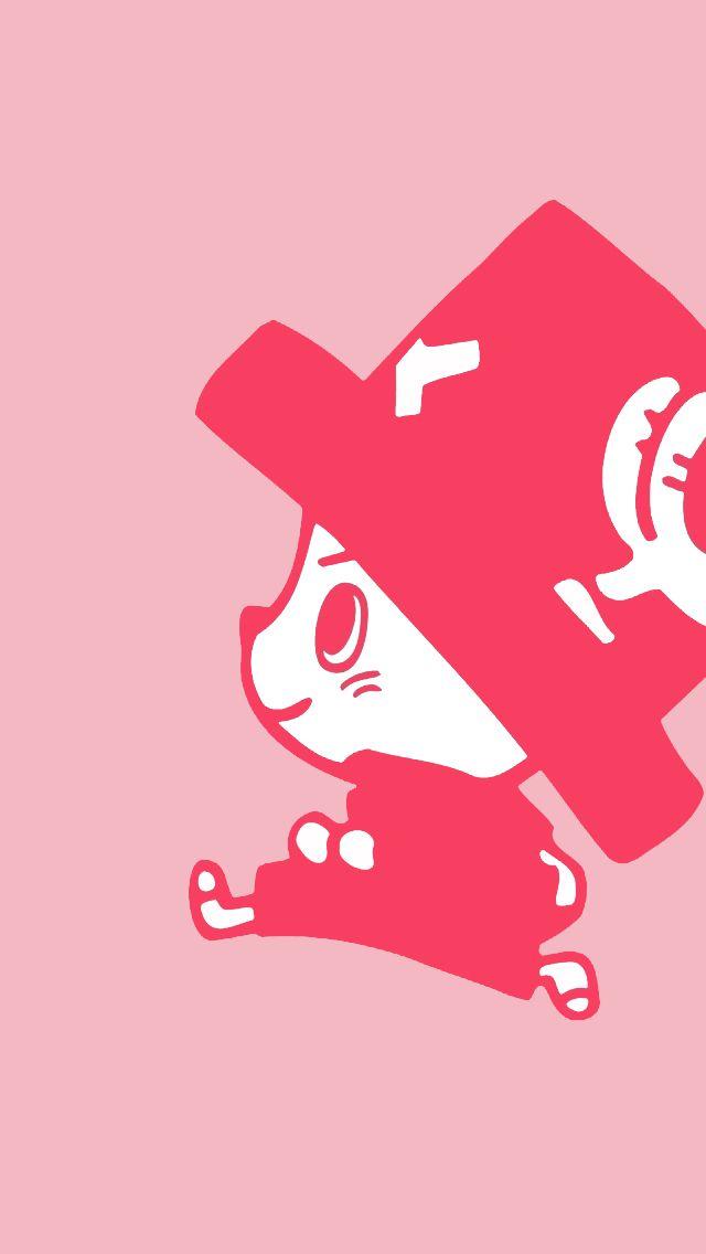 ピンクのチョッパーの画像
