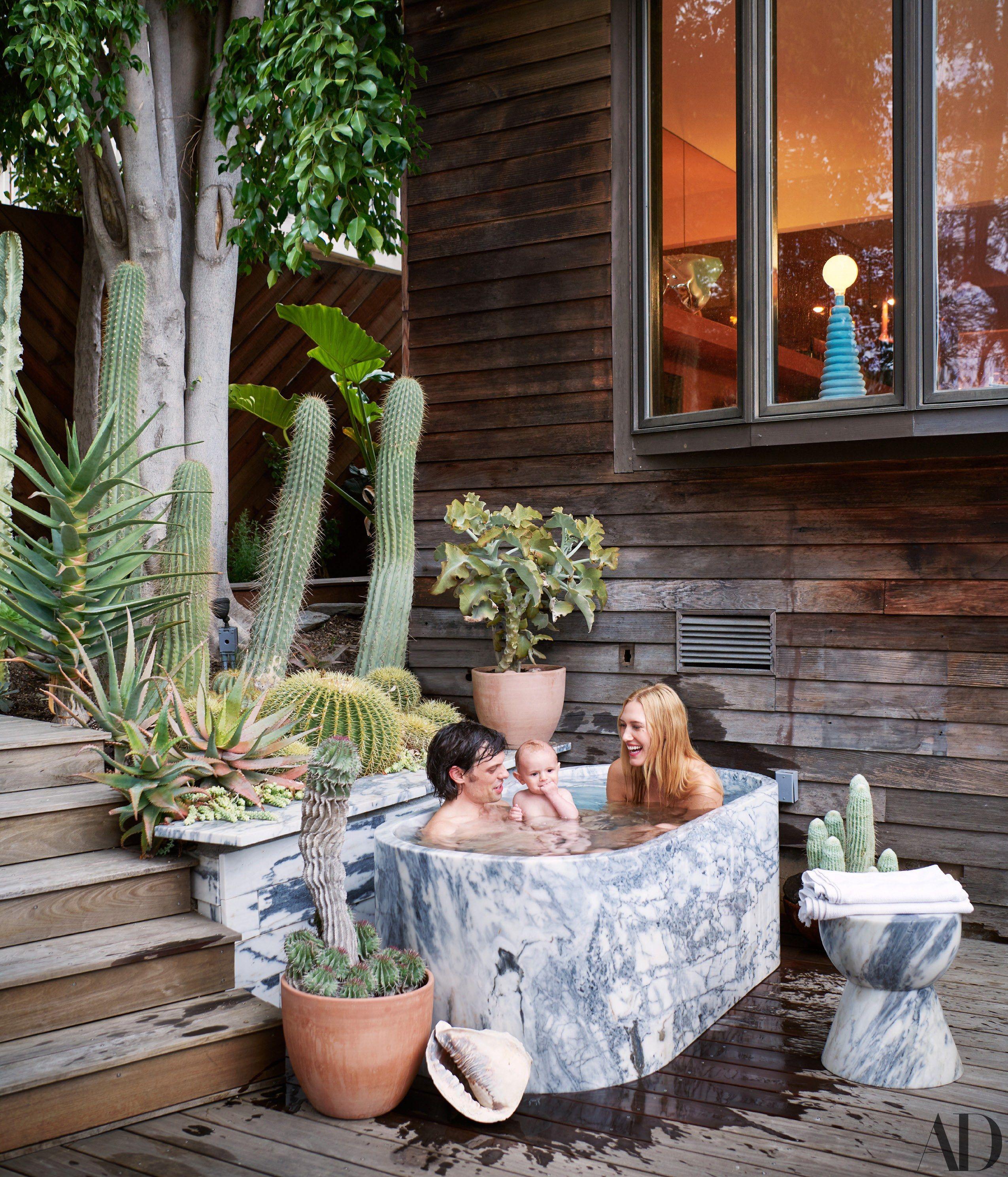 Garden Decor Los Angeles: Tour Nikolai Haas And Djuna Bel's Los Angeles Haven
