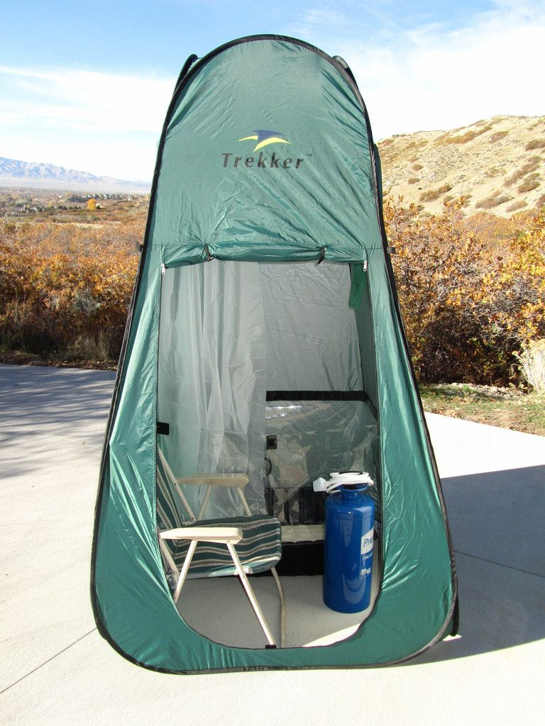 Deluxe Tent Shower emergency prepardness Tent camping
