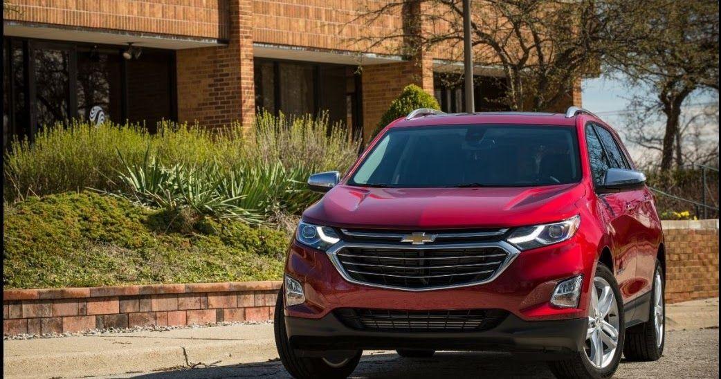 2019 Chevrolet Equinox 1 5t Rumors Release Date Performance