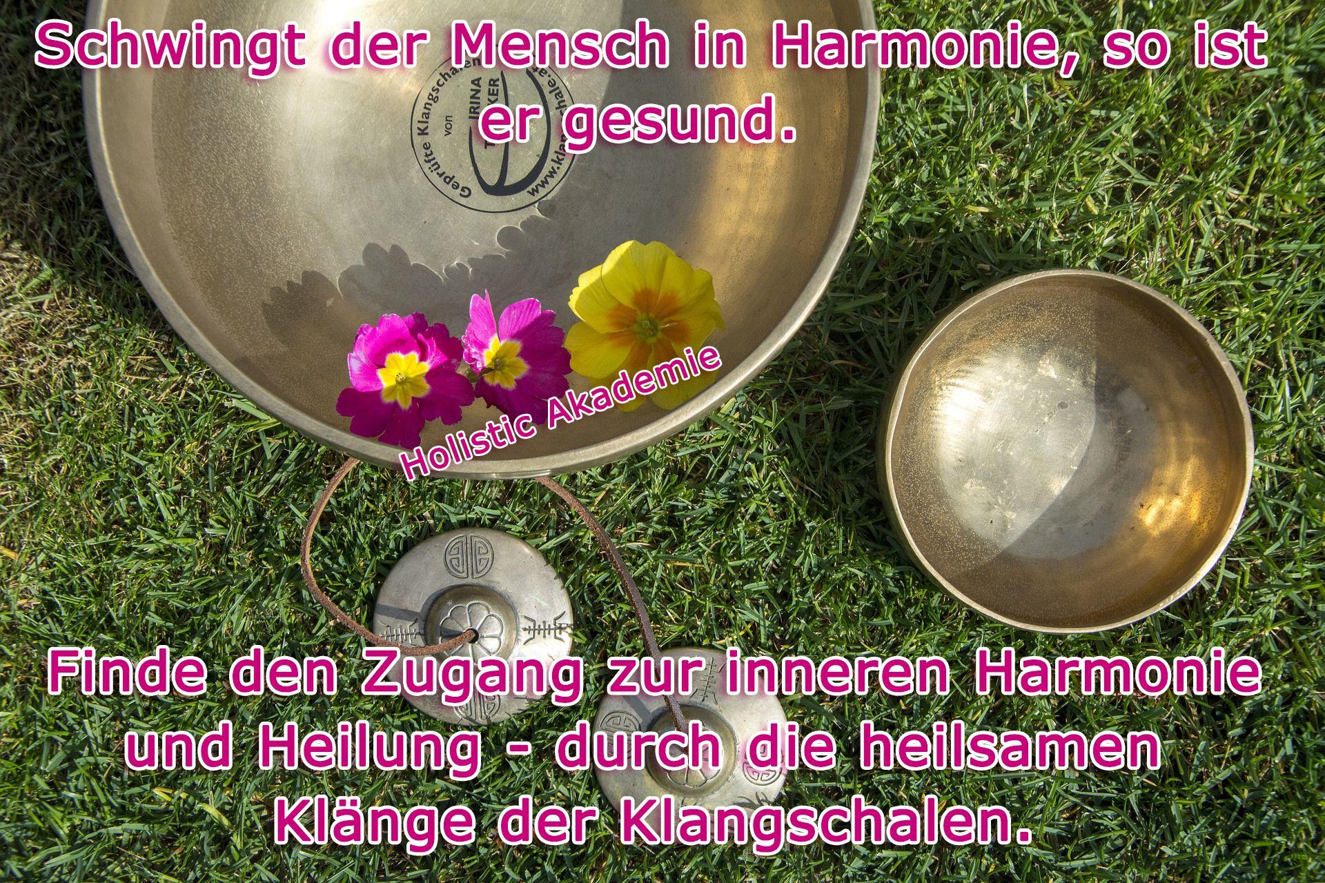 Ausbildung   Klang-Energetik nach Dr. Schiffner®