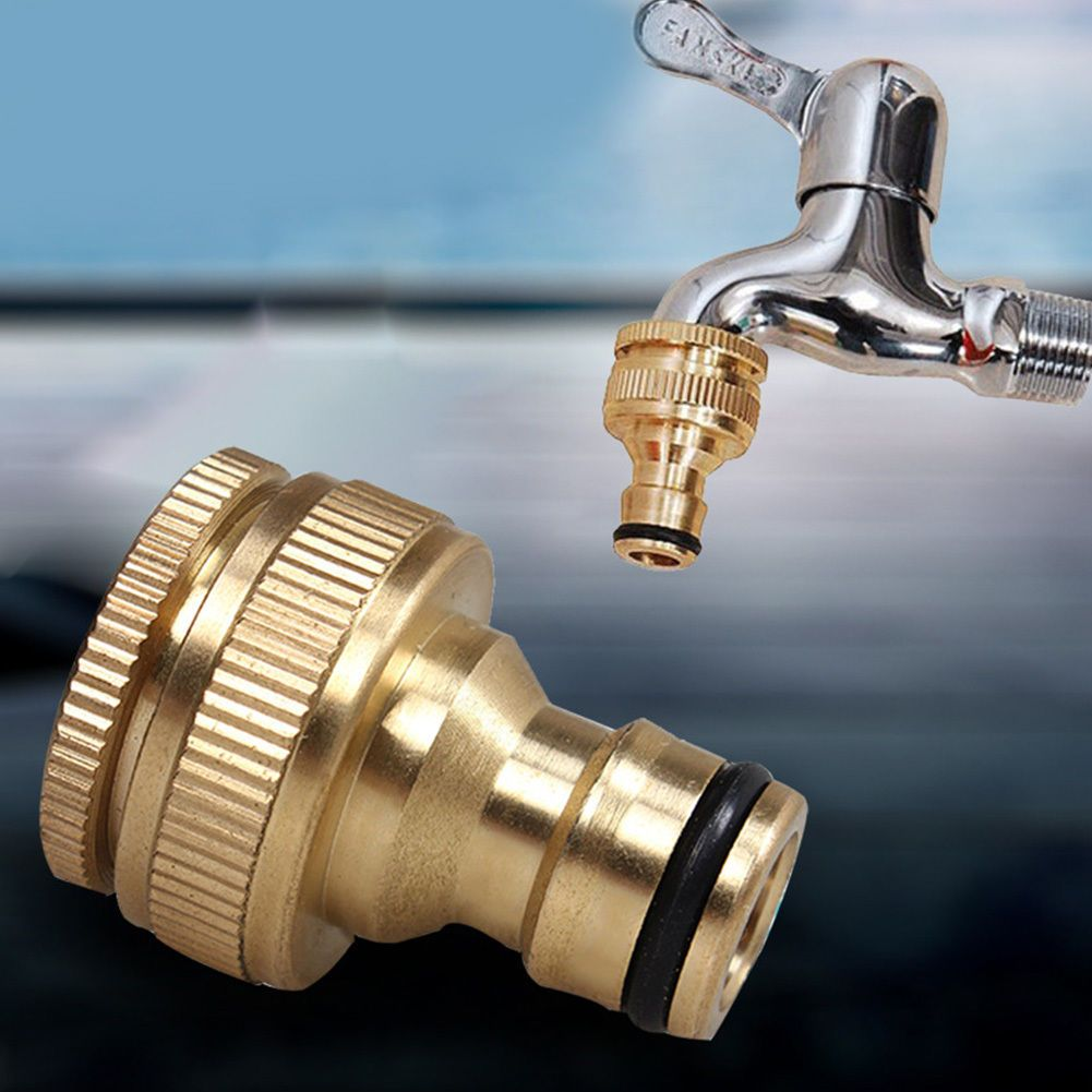 0.99 GBP - 1Pc Connector Adaptor For Washing Machine Faucet Water ...