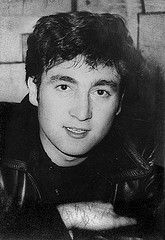 John Lennon. The Cavern. Liverpool 1961