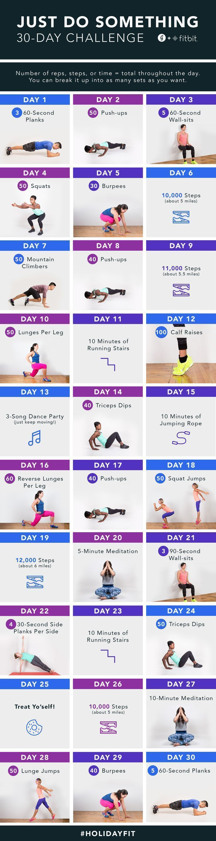 Join Greatists 30-Day Wall-Sit Challenge