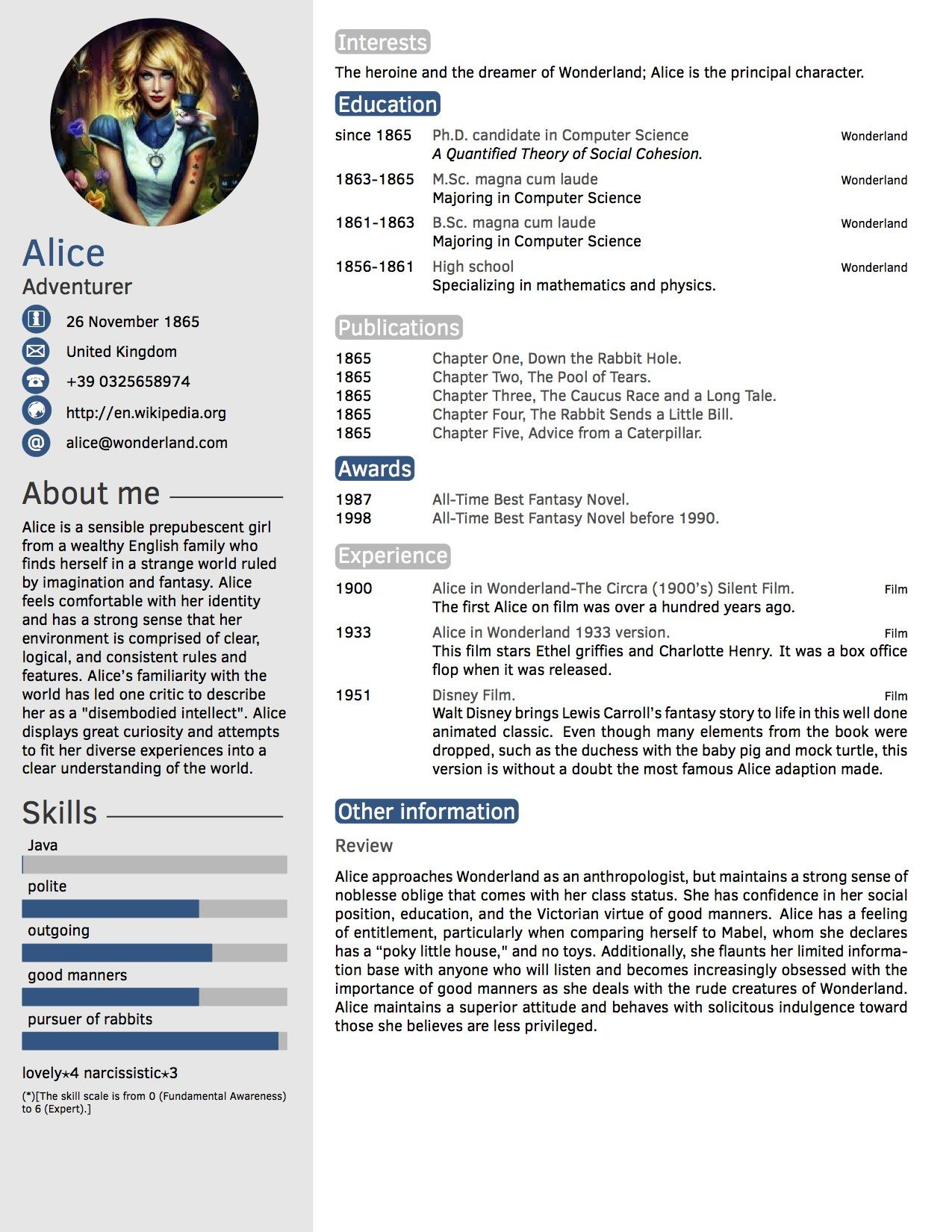 Template Curriculum Vitae Pinravignesh On Template  Pinterest  Resume Cv And Template