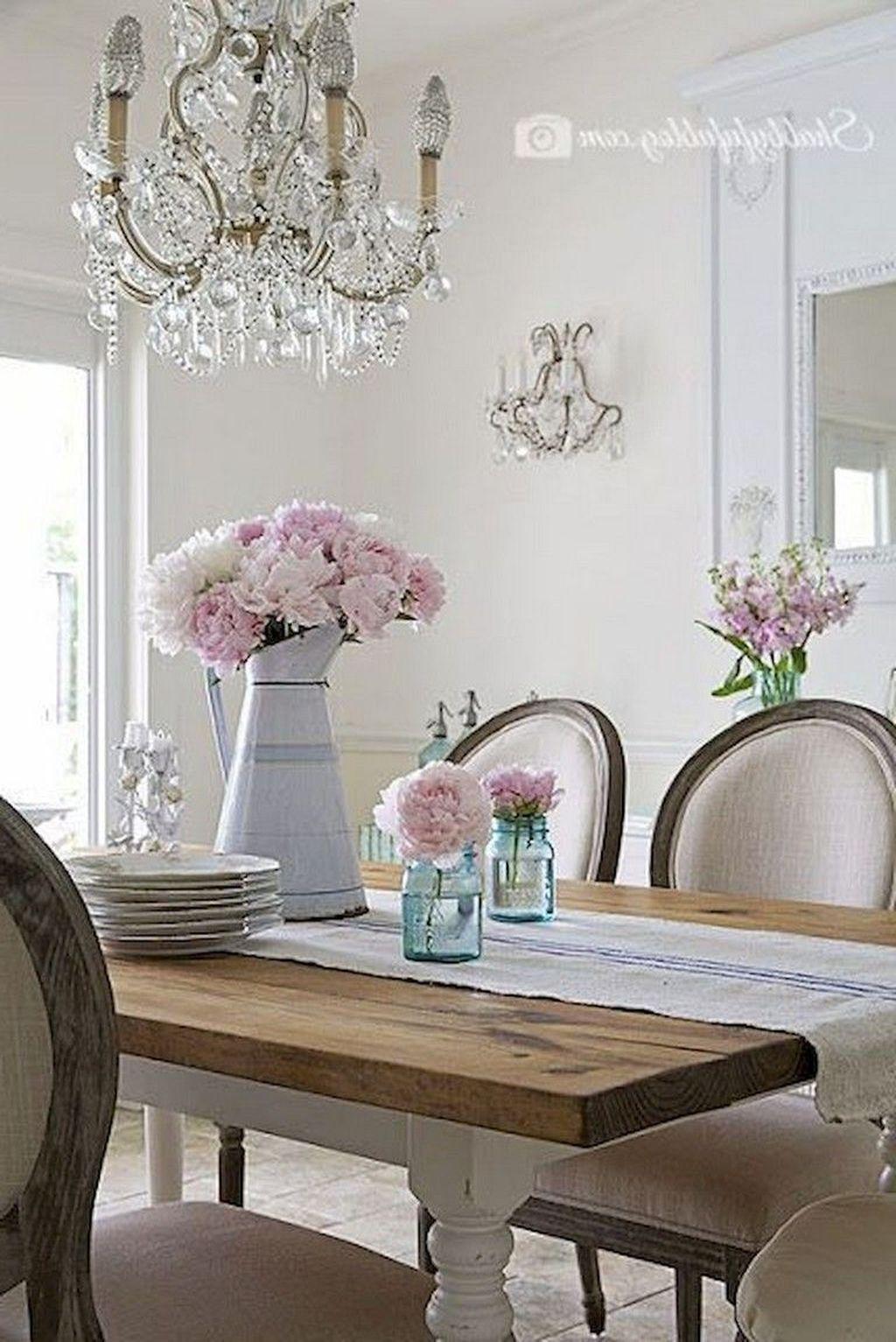 Romantic Room Setting: 32 Stunning Romantic Dining Room Decor Ideas Best For