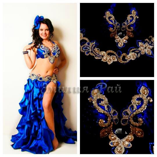 Костюм для восточных танцев платье