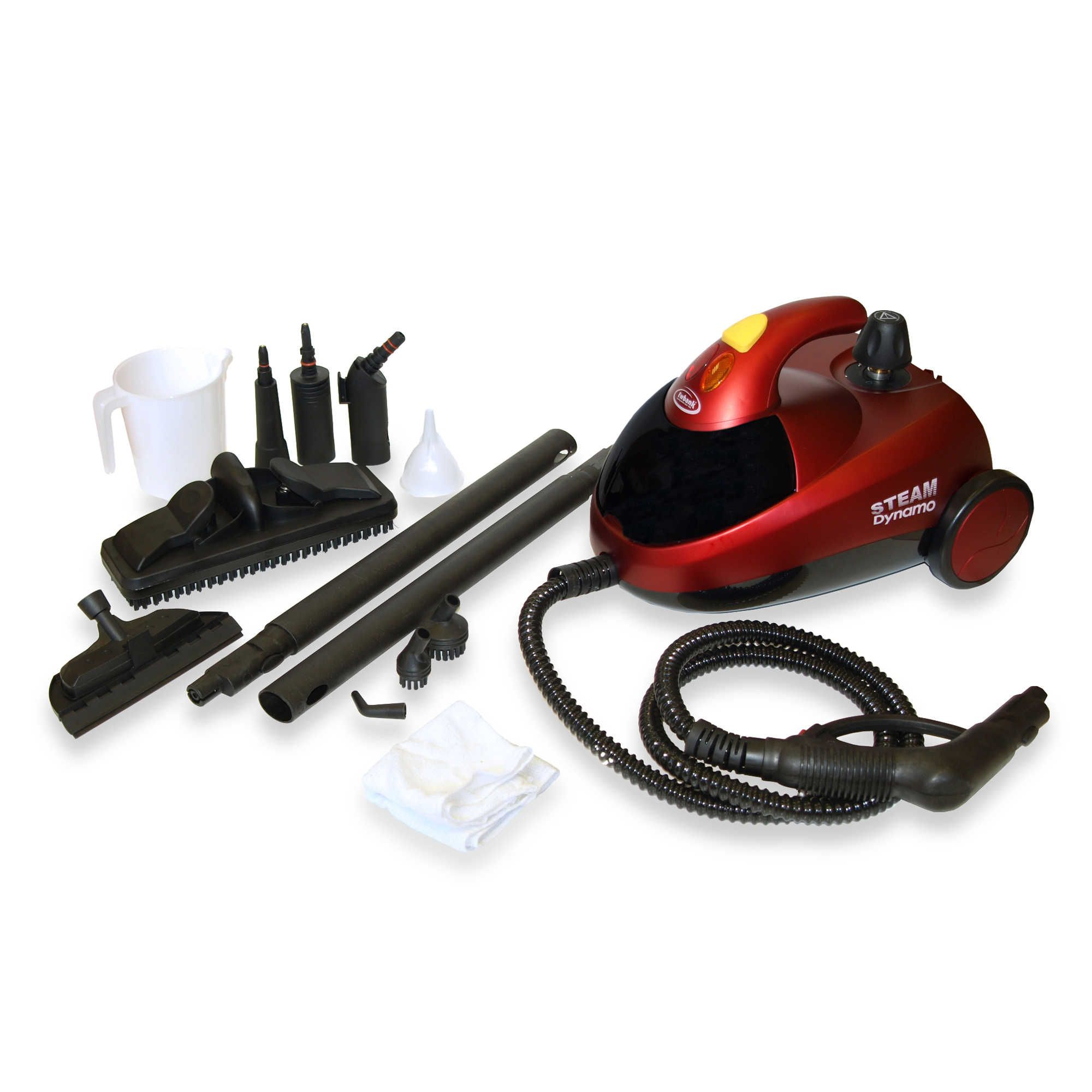 Ewbank® Carpet Steamer and Attachments Apartment