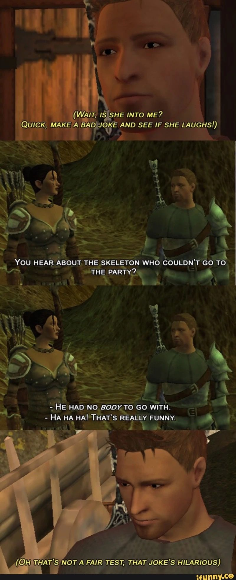 Alistair So Adorkable Dragon Age Funny Dragon Age Memes