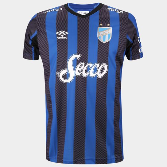 Camiseta Umbro Atlético de Tucumán Alternativa 2016 - Azul+Negro ... 2611c272230a0