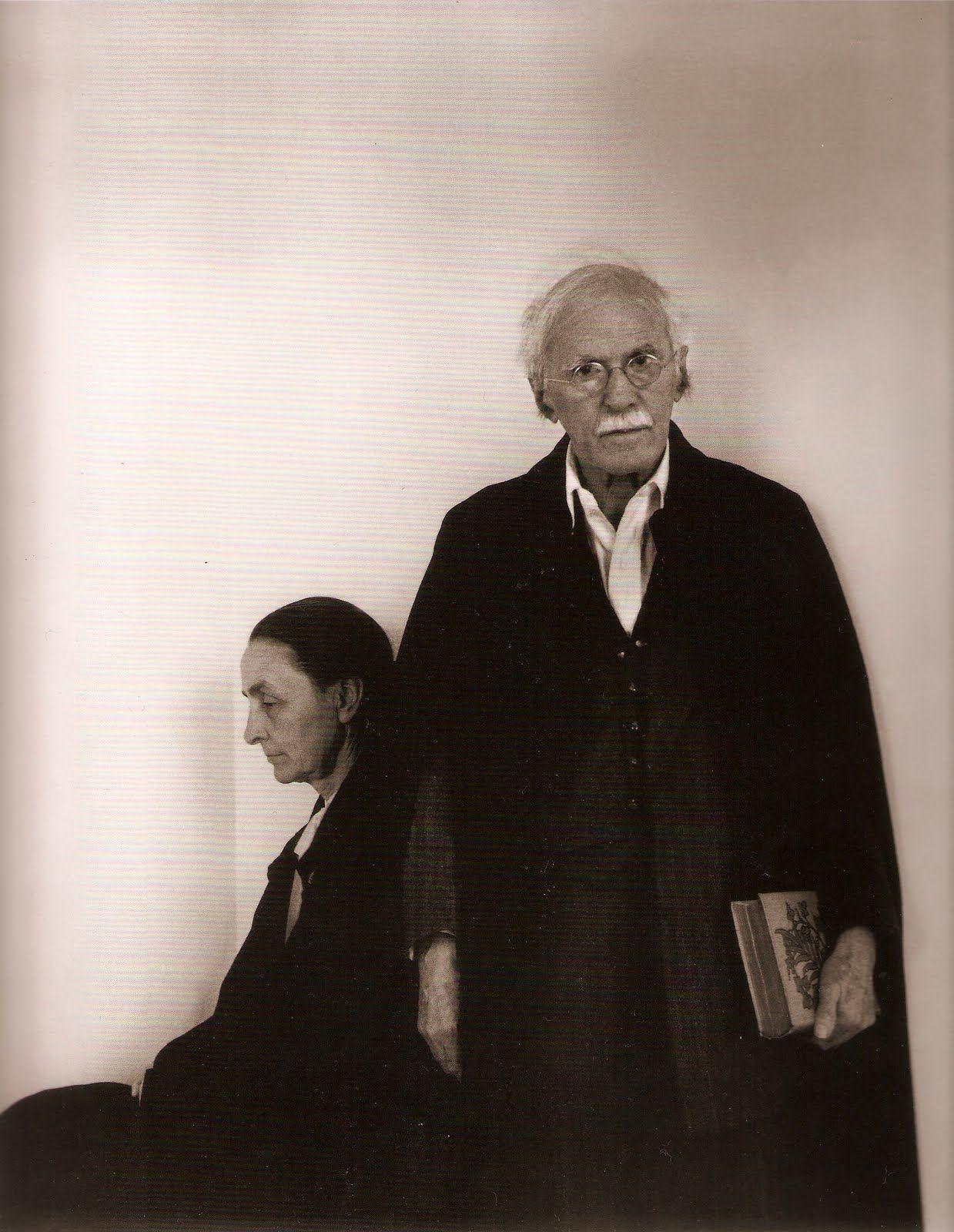 Alfred Stieglitz; Dorothy Norman 1931 | Alfred stieglitz