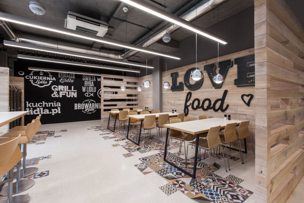 Lidl Headquarters Restaurant By Mode Lina Architekci