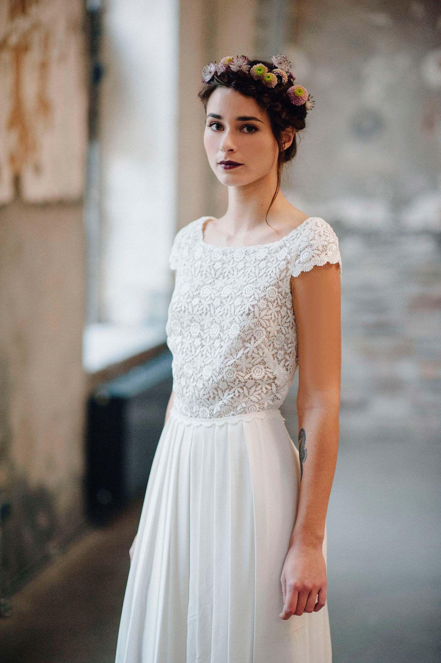 Traumhaft leichte Brautkleider von Victoria Rüsche | Photography ...