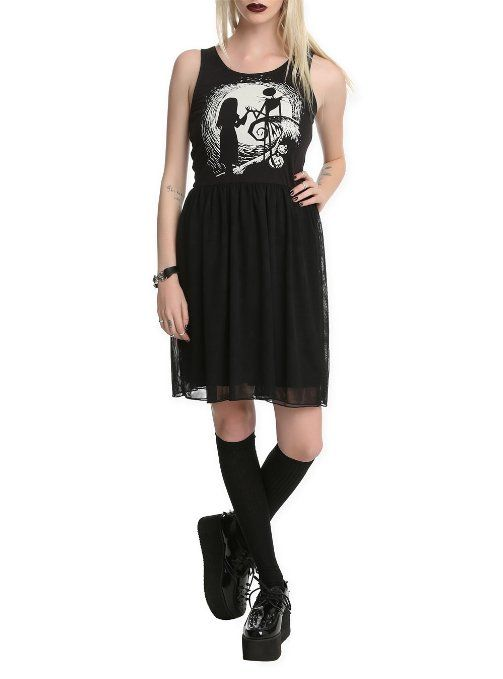 Hot Topic Nightmare Before Christmas Dress.Amazon Com The Nightmare Before Christmas Jack And Sally