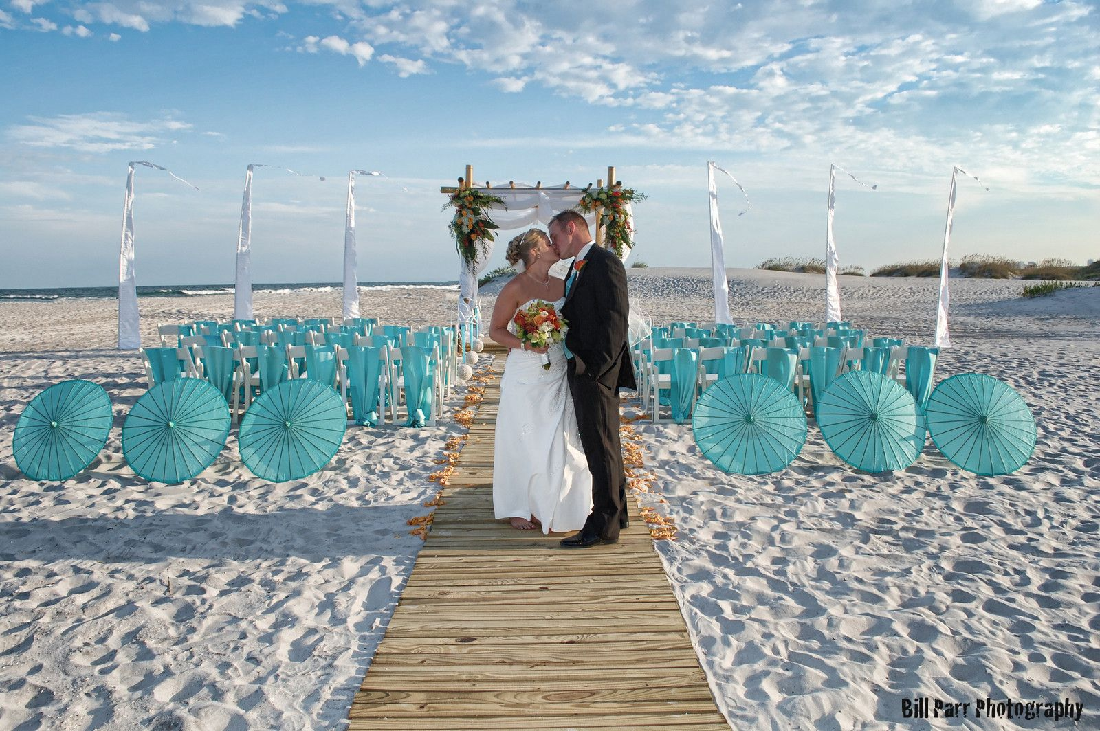 Unique Weddings, Beach Weddings And Beach Ceremony