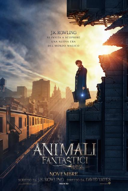 Animali Fantastici e Dove Trovarli streaming - download - L'autore e altri lavori