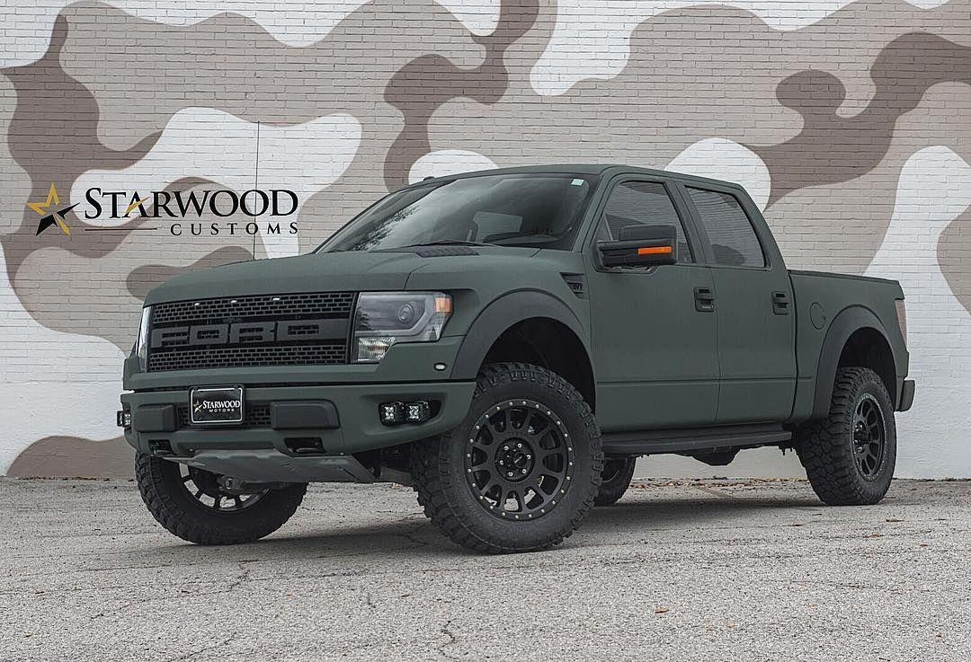 Custom Project Jeep Vehicles Starwood Motors Ford Raptor Ford