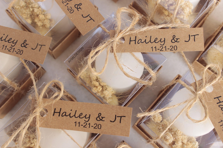 Rustic Wedding Favors For Guests Bulk Wedding Candle Favors Etsy In 2020 Wedding Favors Rustic Wedding Favors Candle Wedding Favors