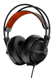 Amazon  Buy SteelSeries Siberia 200 51133 Gaming Headset (Black) for Rs.2499 (65% off)