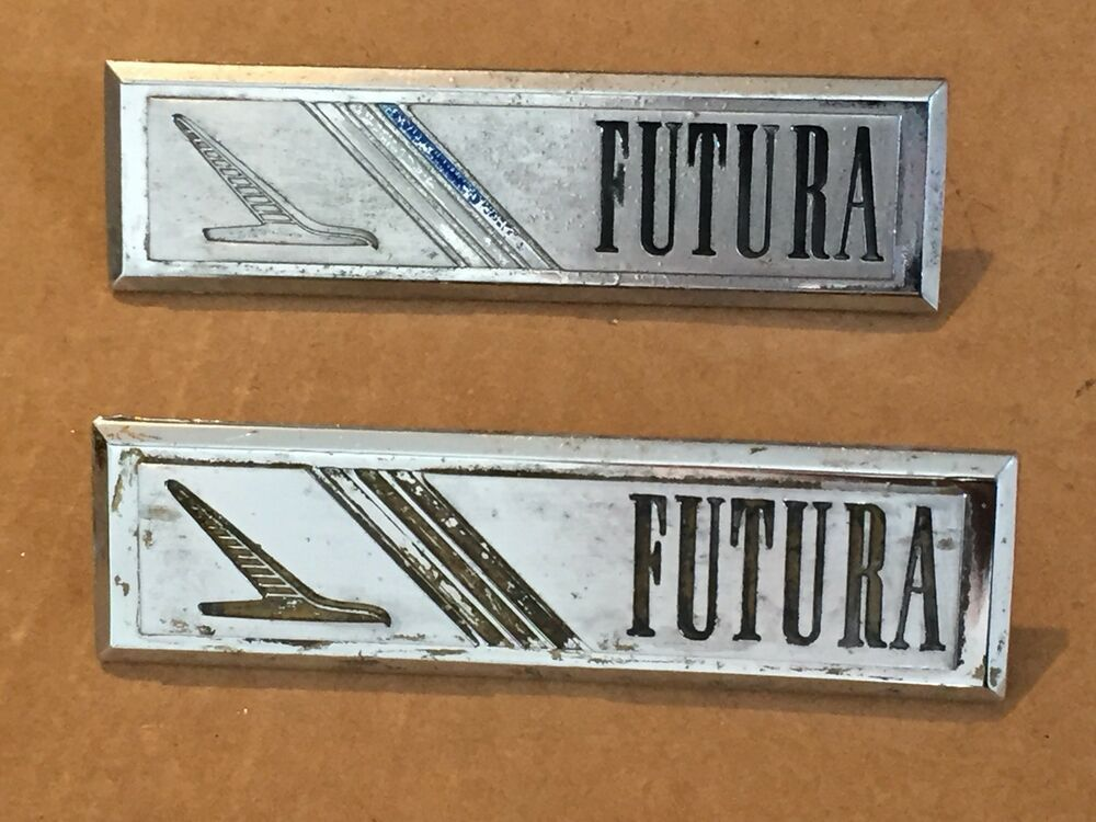 1964 1965 Ford Falcon Futura Interior Door Panel Emblems Factory Originals Fordfalconfutura In 2020 Ford Falcon 1964 Ford Falcon Emblems
