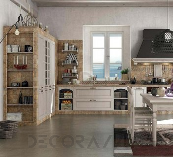 #kitchen #design #interior #furniture #furnishings комплект в кухню Arredo3  Virginia,