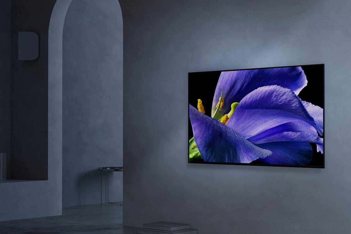 Ag9 Premium Oled Fernseher Von Sony In Kurze Verfugbar Serie