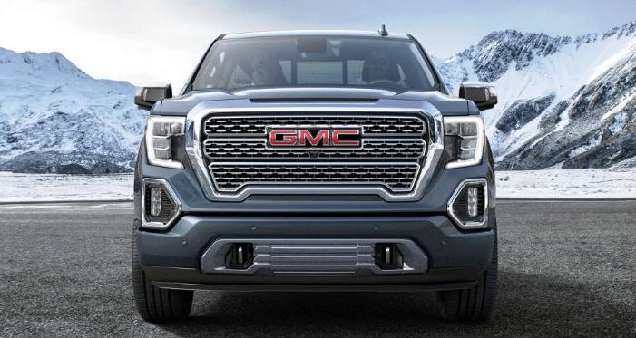 2020 Gmc Sierra 1500 Denali Concept Engine And Price