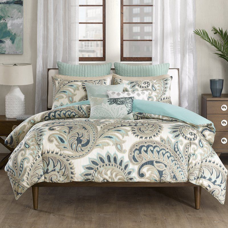 Purcell 3 Piece Duvet Cover Set Reviews Birch Lane Comforter Sets Duvet Cover Sets Queen Comforter Sets