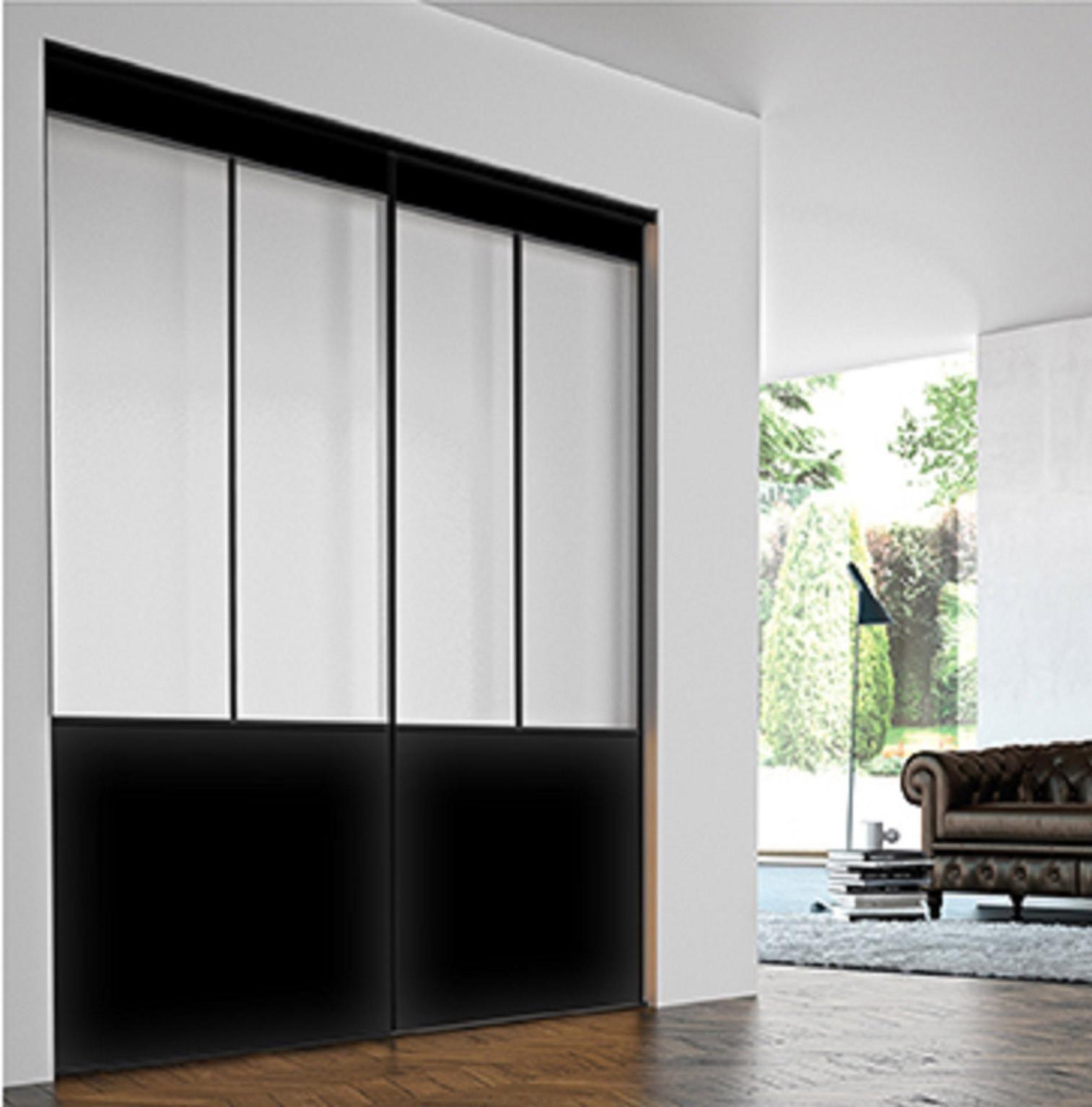 Atelier Kit Leroy Merlin Verriere Xml Encoding Utf 8 Verriere Kit Atelier Leroy Merlin Verriere K In 2020 Sliding Wardrobe Doors Wardrobe Doors Closet Doors