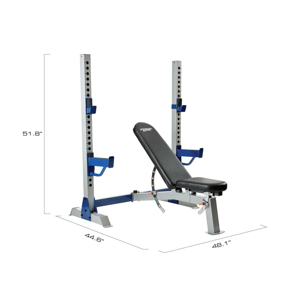 Fitness gear pro olympic weight bench in 2020 weight