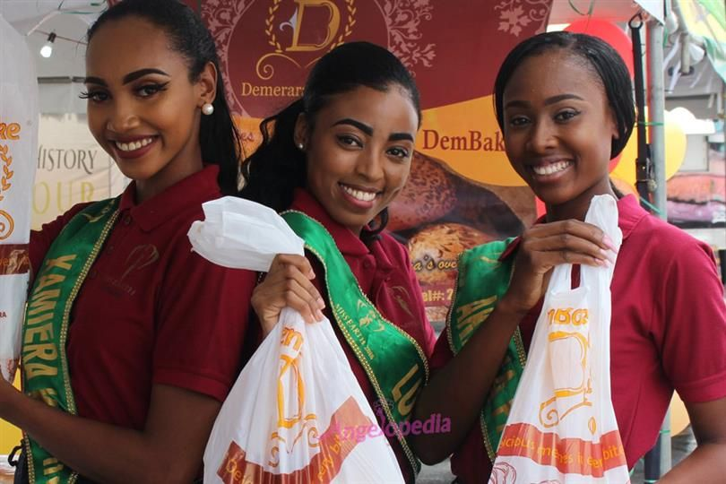 Miss Earth Guyana 2018 Preliminary Results announced