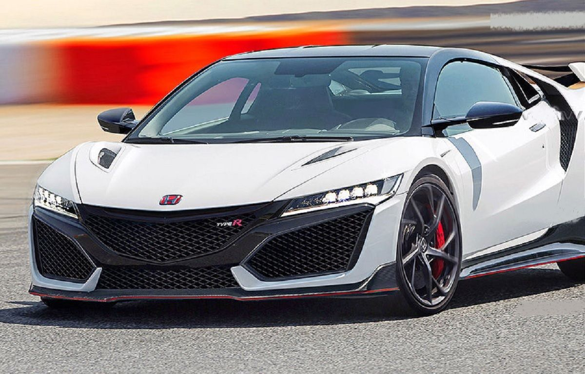 4 Acura NSX Type R Engine To Produces No Less Than 4 Horses
