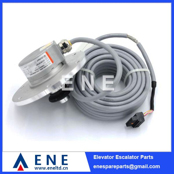 KM950278G02 Kone Elevator Rotary Encoder Traction Machine Encoder