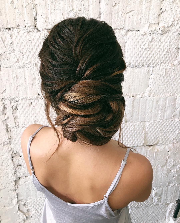 Beautiful Bridal Updos Hairstyle Inspiration – Oksana Sergeeva