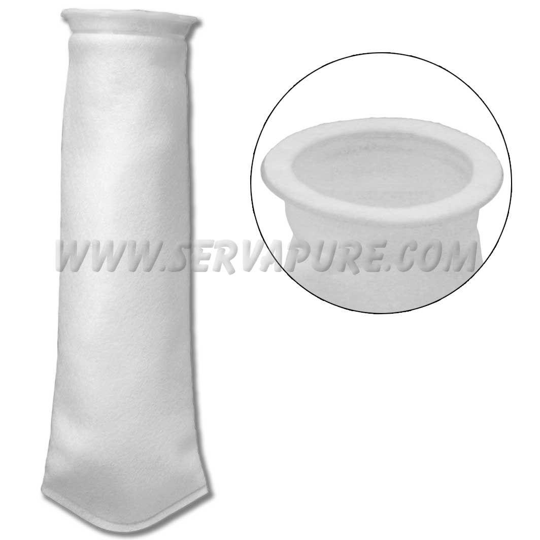 Pentek 155386 Bp 420 5 Polypropylene 5 Micron Bag Filter 20 Polypropylene Filters Bp