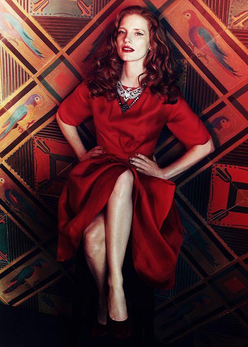 Jessica Chastain |.|
