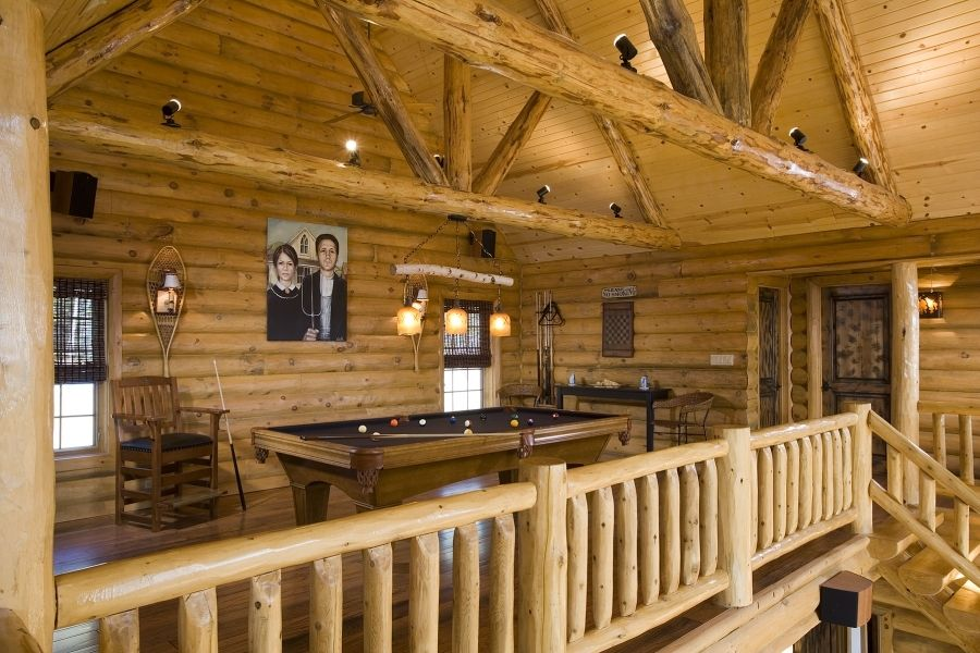 Log Home Photos Sunrooms Lofts Office Expedition Log Homes