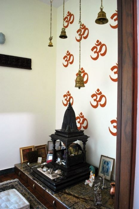 Pooja Room Ideas in Small House | Pinterest | Smallest house, Room ...