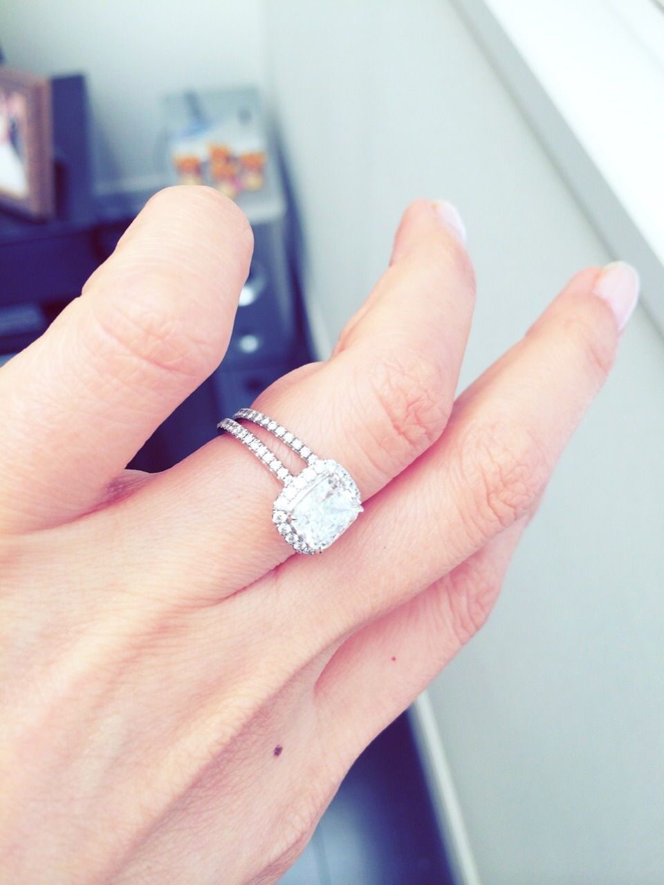 increadibly looking diamond ring by harry winston | My Dream Jewelry ...