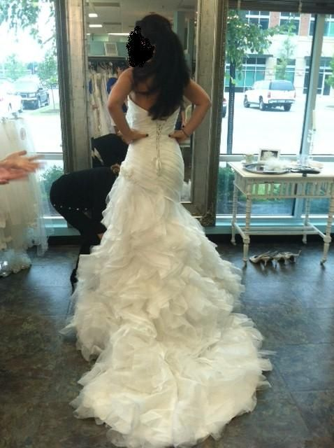 Okay So I Tried On Cindy By Maggie Sottero Which Looks Like This