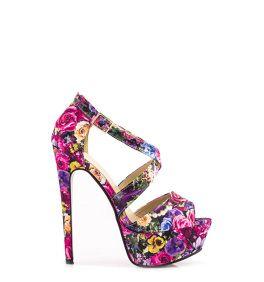 Platformy Buty Na Platformie Botki Platformy Heels Shoes Fashion