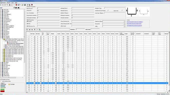 Download BBS - Bar Bending Schedule