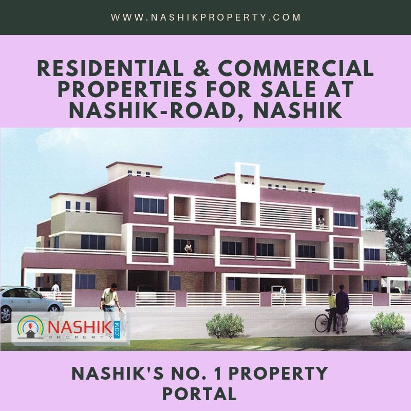 Residential & Commercial Properties For Sale At Nashik