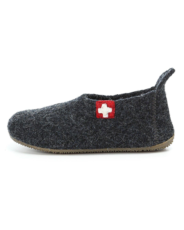 a48b624f6 Living Kitzbühel slipper – Sko – Grå   Kids shoes