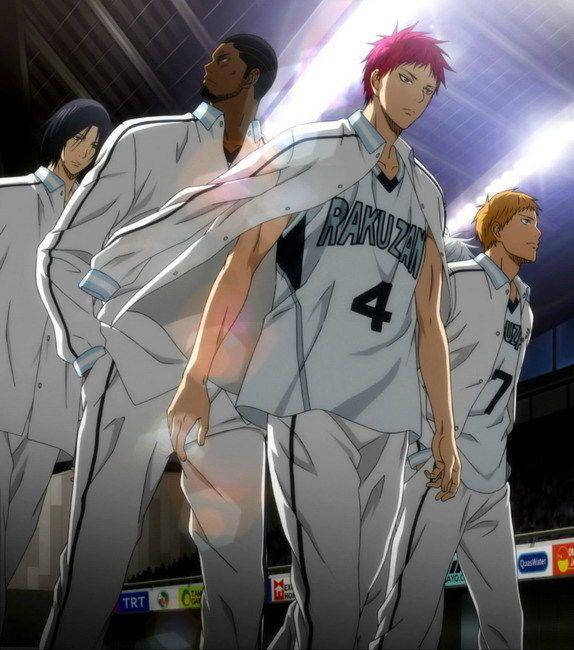 225 Kuroko No Basket