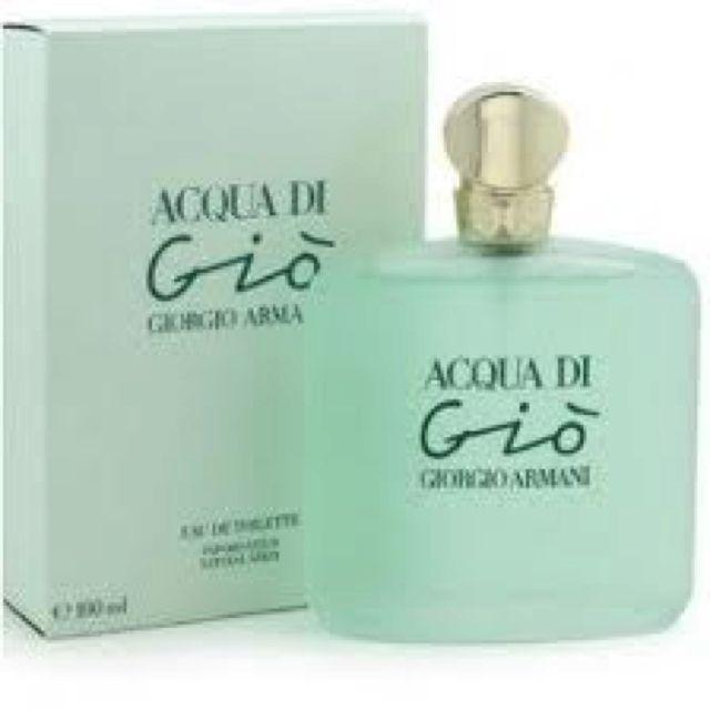 Aqua De Gio Giorgio Armani Super Fresh Parfum Collection