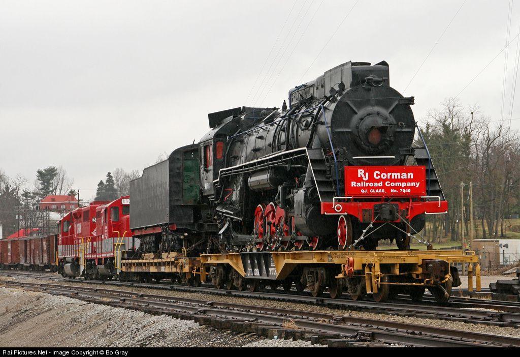 Photo RJCC 7040 R.J. Corman Railroads