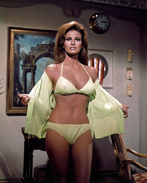 Are raquel welch movies matchless