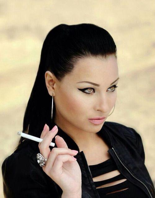 Sexy women smoking cigarettes tumblr hot pics